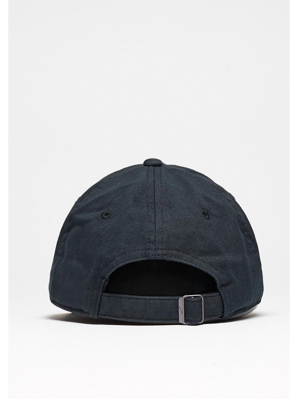 nike baseball cap twill h86 blue black white bei snipes. Black Bedroom Furniture Sets. Home Design Ideas