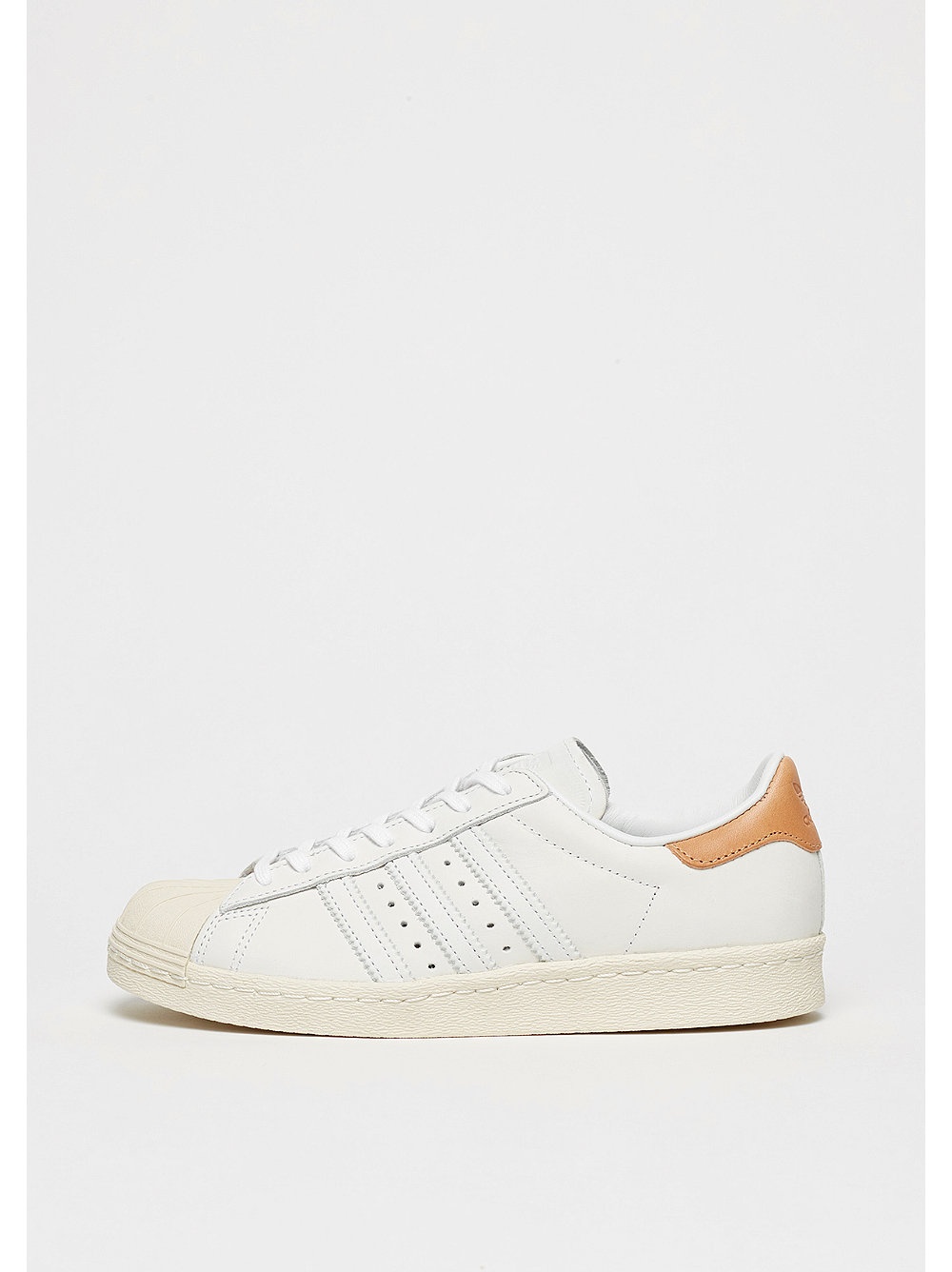 adidas schuh superstar 80s white white off white snipes. Black Bedroom Furniture Sets. Home Design Ideas