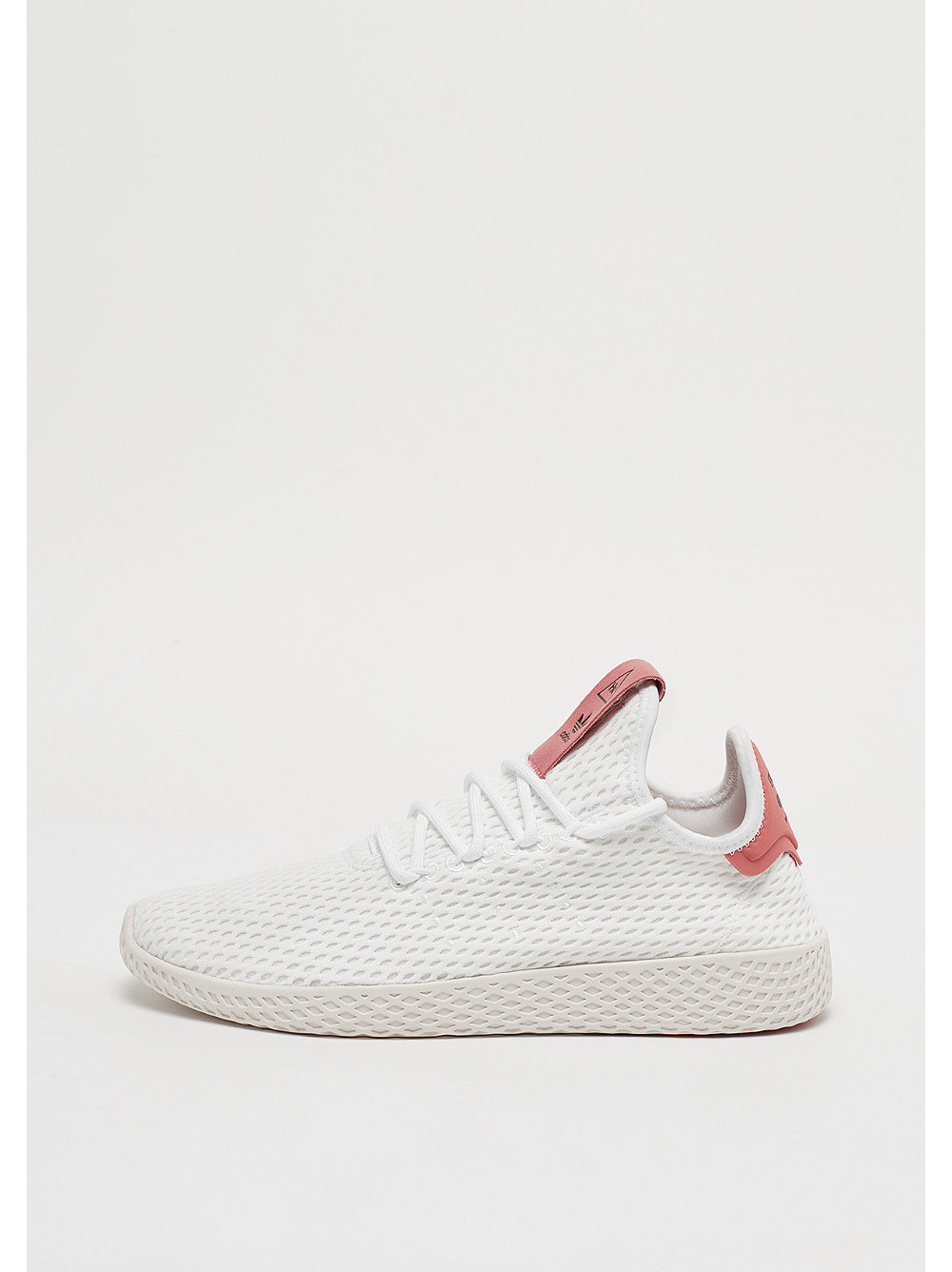 adidas pharrell williams tennis hu white snipes onlineshop. Black Bedroom Furniture Sets. Home Design Ideas