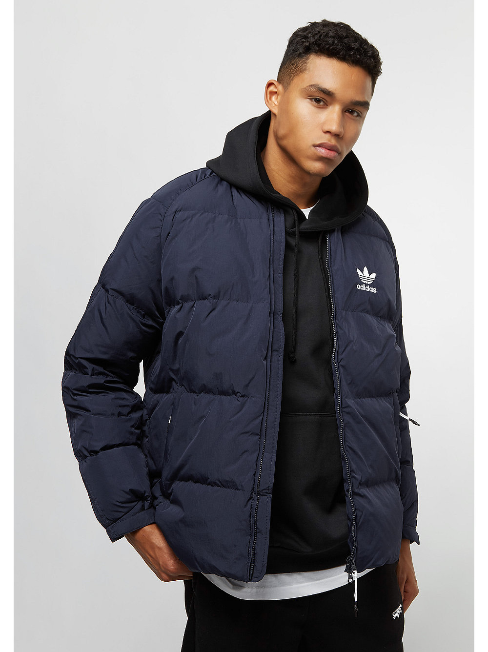adidas SST Down Jacket legend ink bei SNIPES bestellen