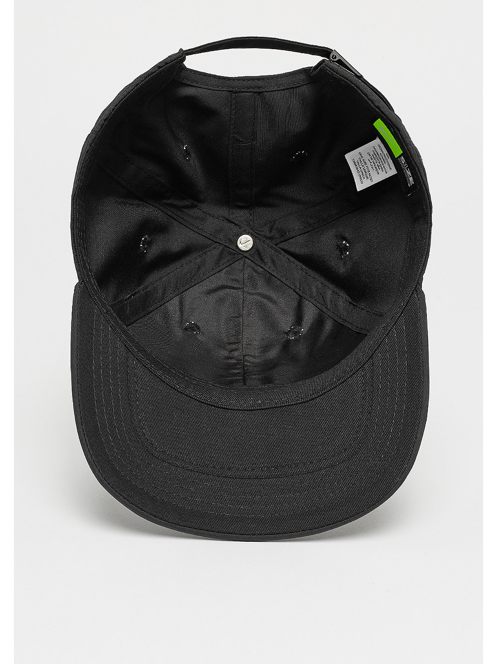 40e4ee3e96181 Compra NIKE Heritage 86 Metal Futur black black black black Gorras de  Baseball en SNIPES