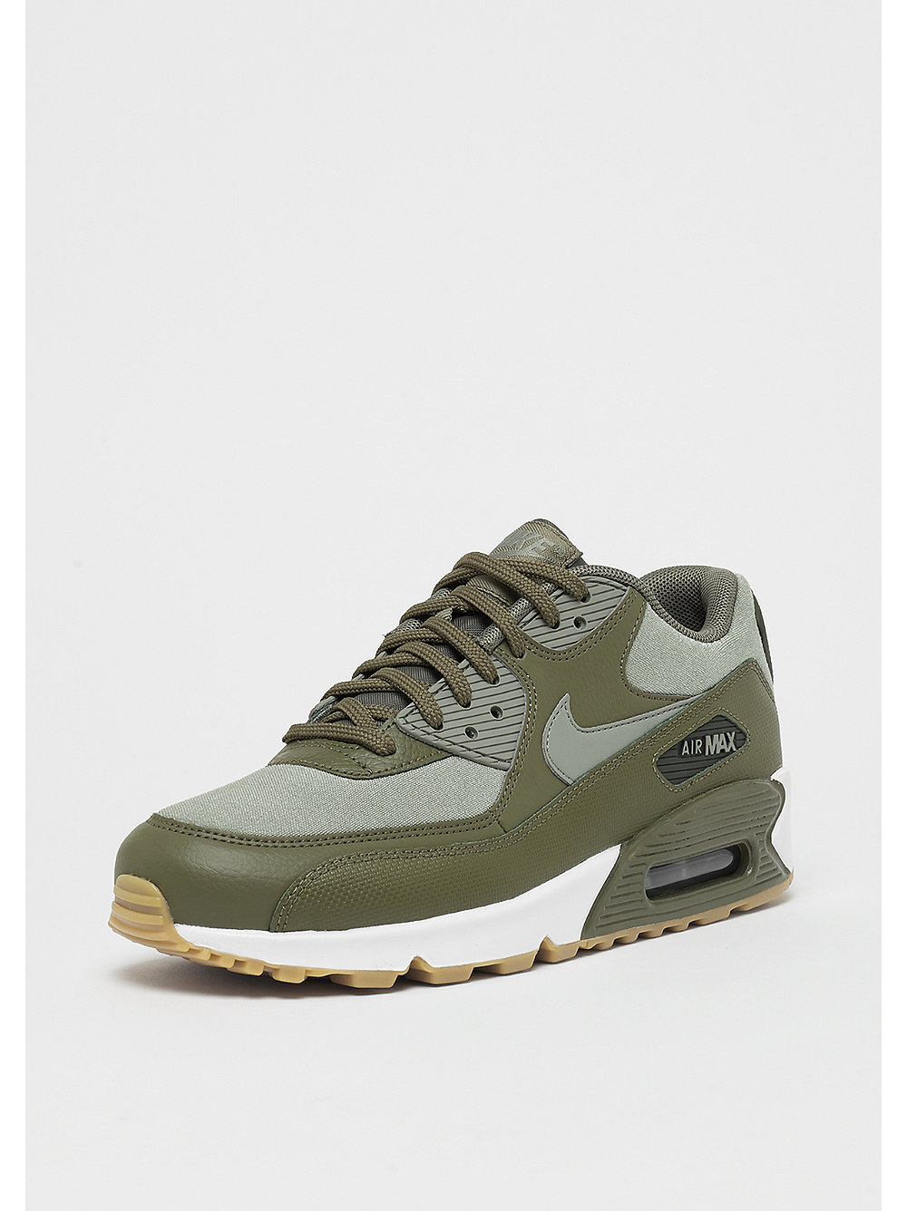 nike wmns air max 90 medium olive dark stucco sequoia bei. Black Bedroom Furniture Sets. Home Design Ideas