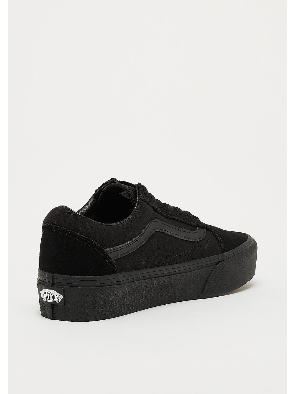 vans ua old skool platform black black bei snipes bestellen. Black Bedroom Furniture Sets. Home Design Ideas