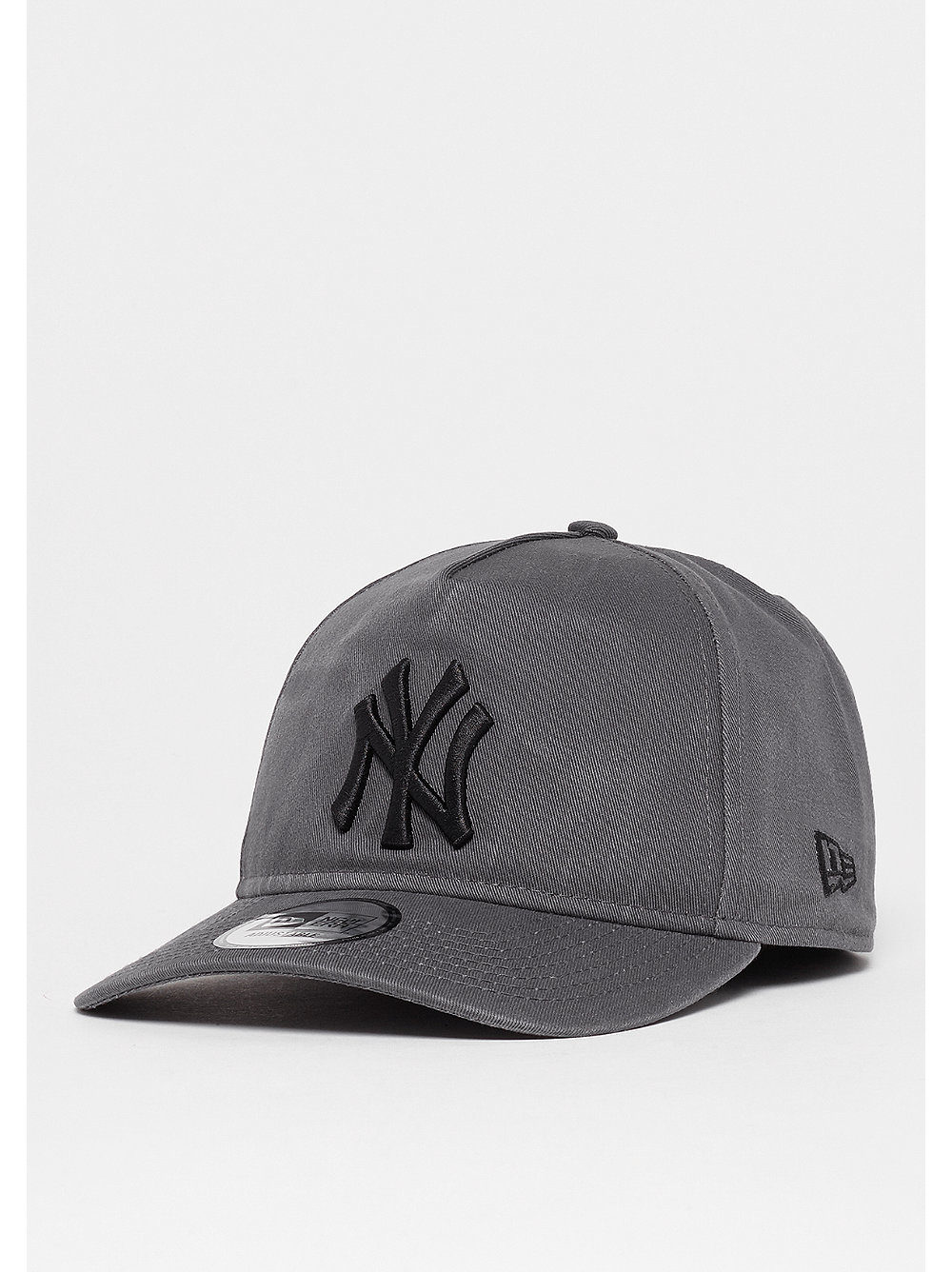 New Era 9Forty MLB New York Yankees Washed Frame graphite | SNIPES ...