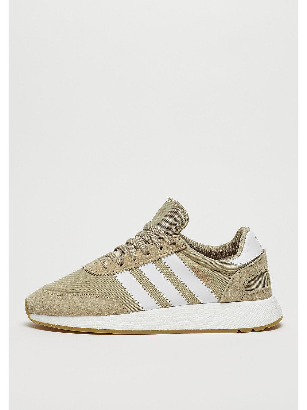 adidas Herren Iniki Runner Sneaker  40 2/3 EURot (Red/Footwear White/Gum)