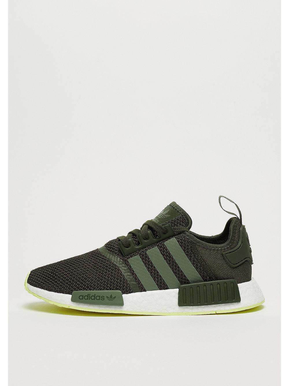 adidas nmd r1 dames green
