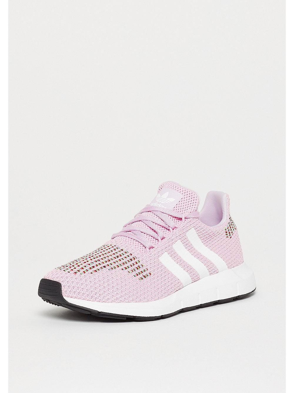 Calzado adidas white aero Swift ftwr Run W pink qxz7t4