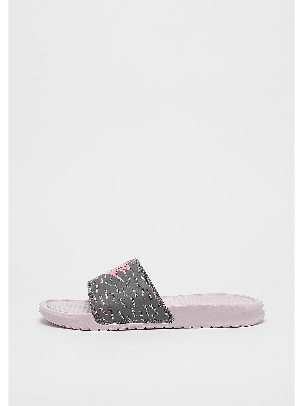 a6bde62313f9 Commander NIKE Wmns Benassi Just Do It barely rose bleached coral ...
