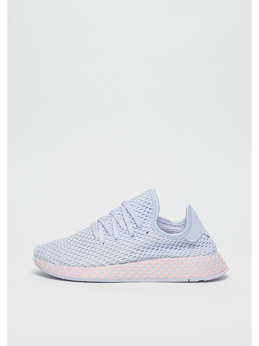 new products a4ab0 605ba adidas Deerupt aero blueaero blueclear orange