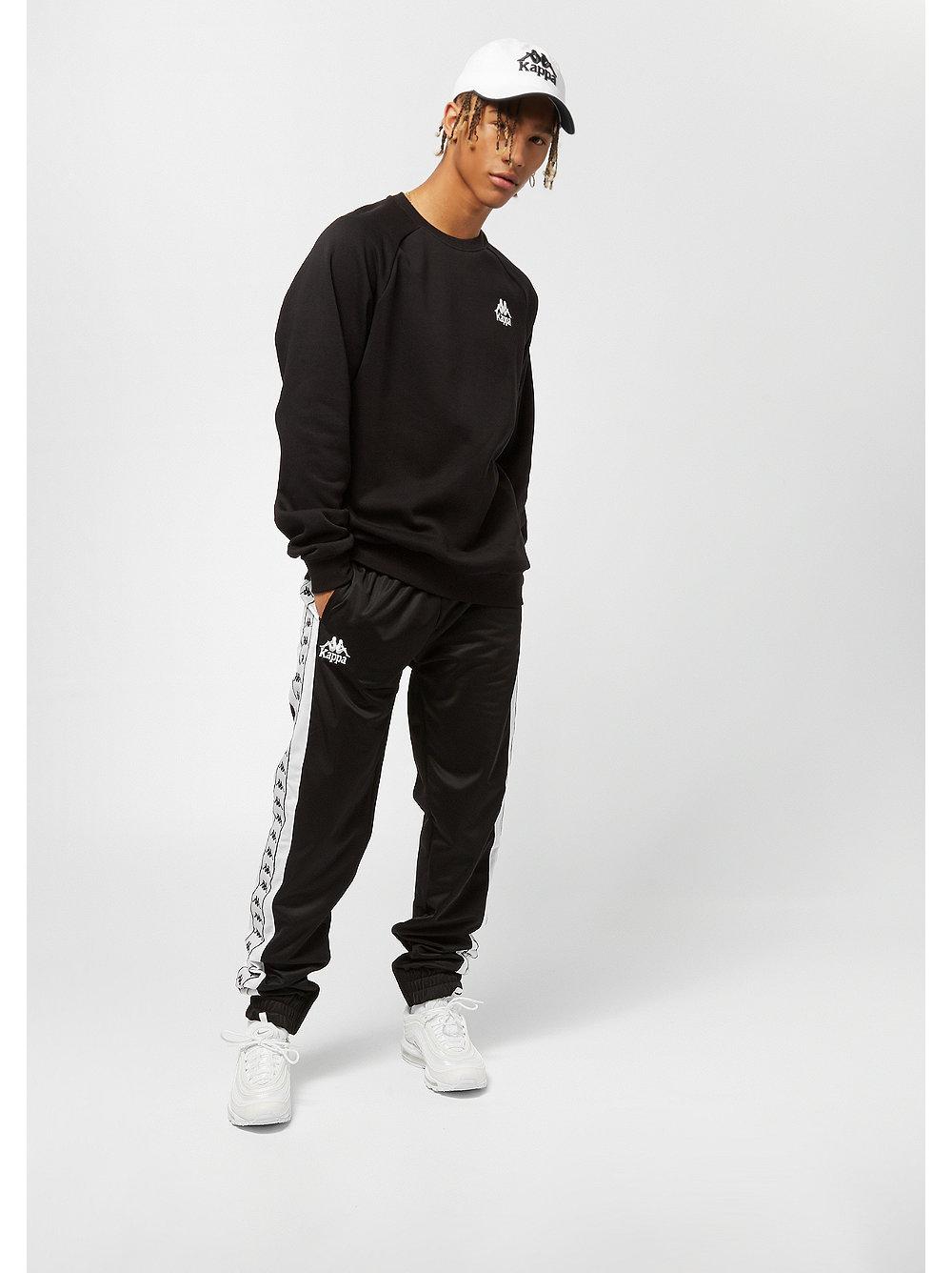 528ce2e5942fc Compra Kappa Taul black Pantalones de entrenamiento en SNIPES