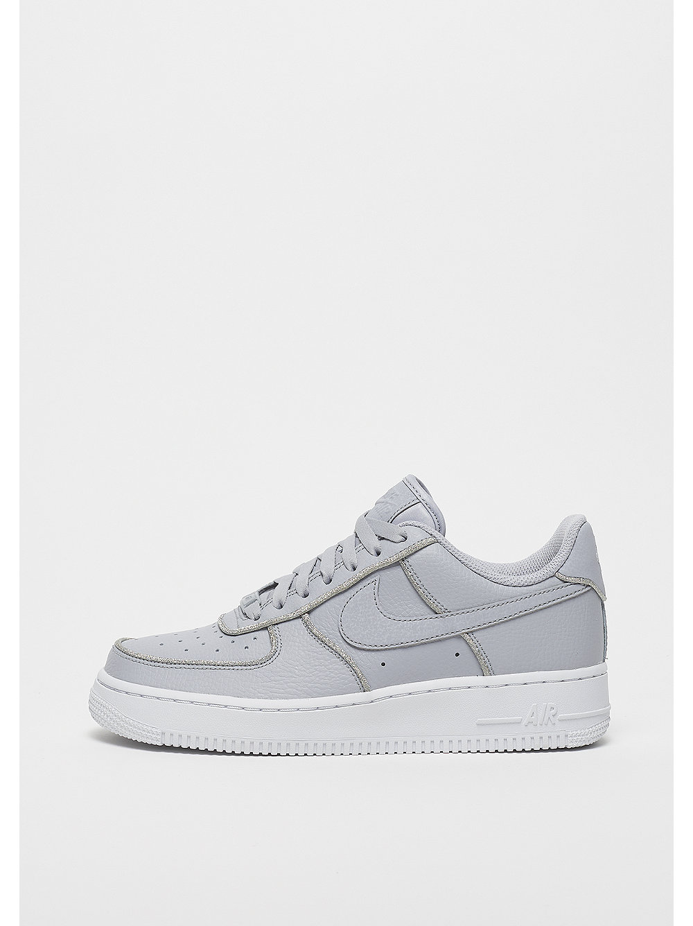 size 40 ad318 7950a NIKE Air Force 1 LO wolf grey wolf grey-white