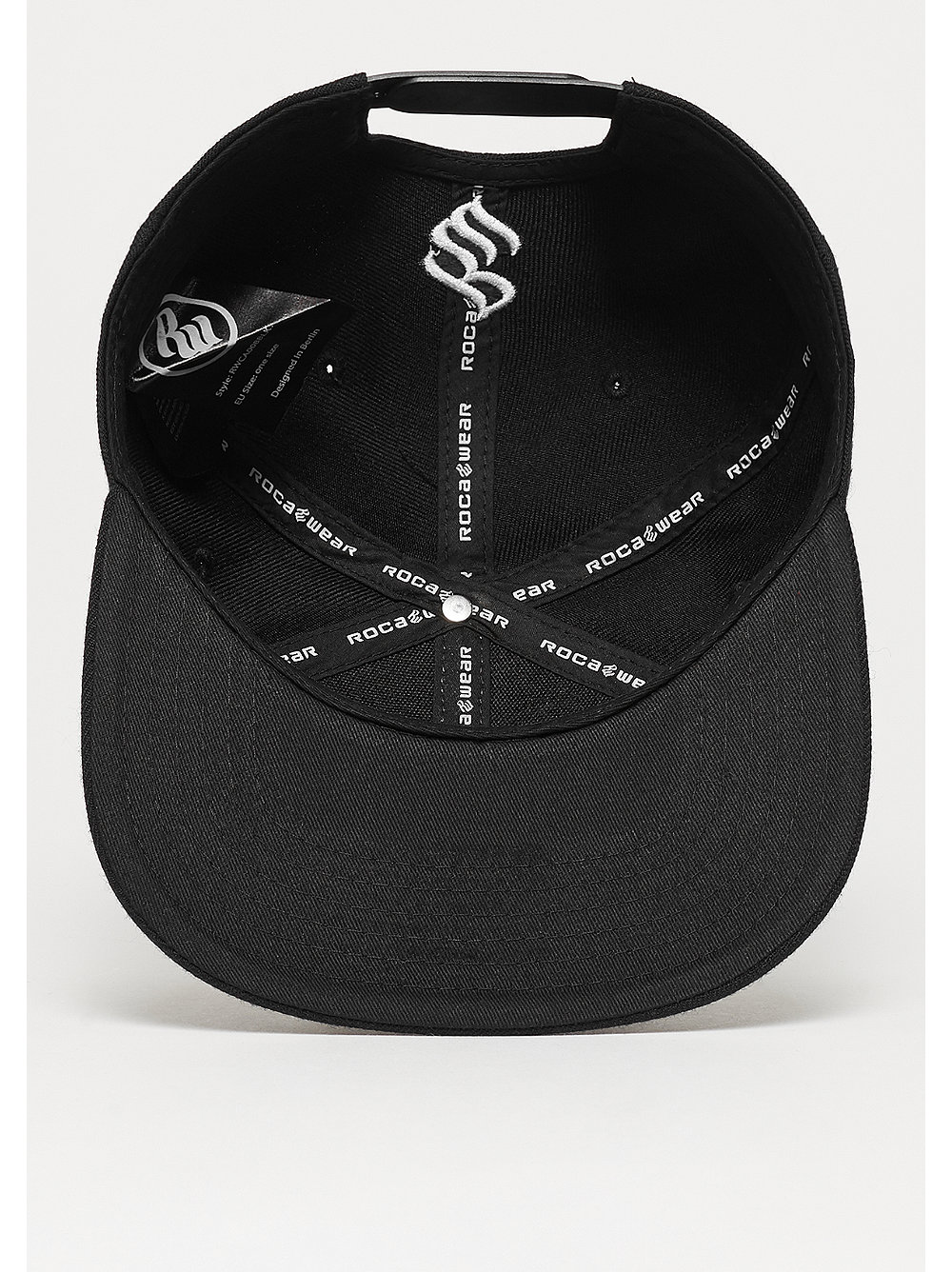 Rocawear teddy chain cap black fitted caps bij snipes bestellen jpg  1000x1336 Fitted rocawear logo baseball 593e150a6001