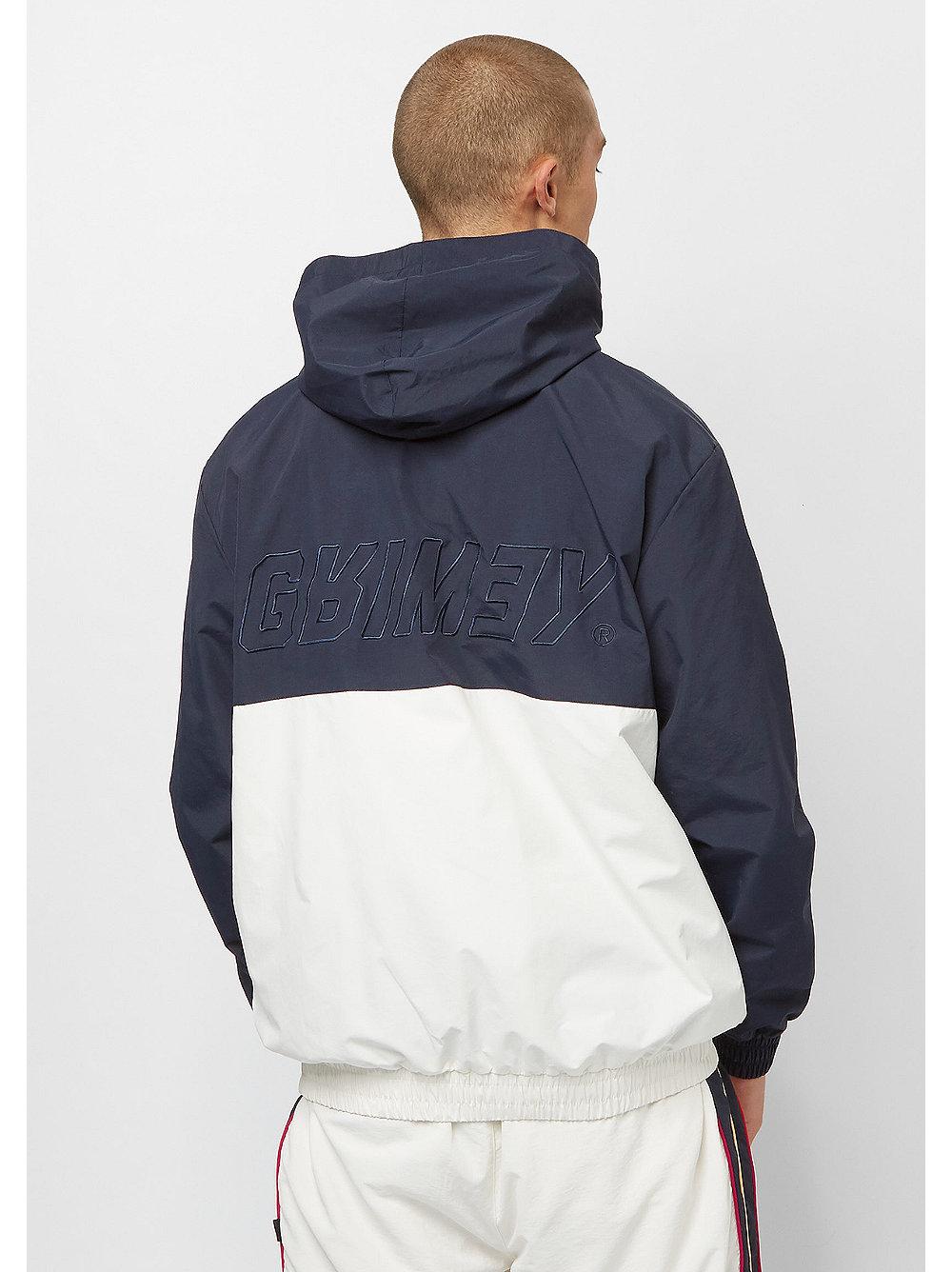 Compra Grimey Hazy Sun Rain Coat white Chaquetas y chalecos en SNIPES 3f103551f2b