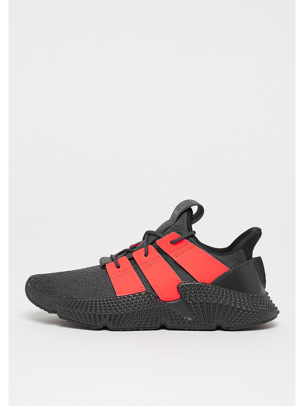 Commander adidas Prophere core carbon solar Rouge carbon chez SNIPES