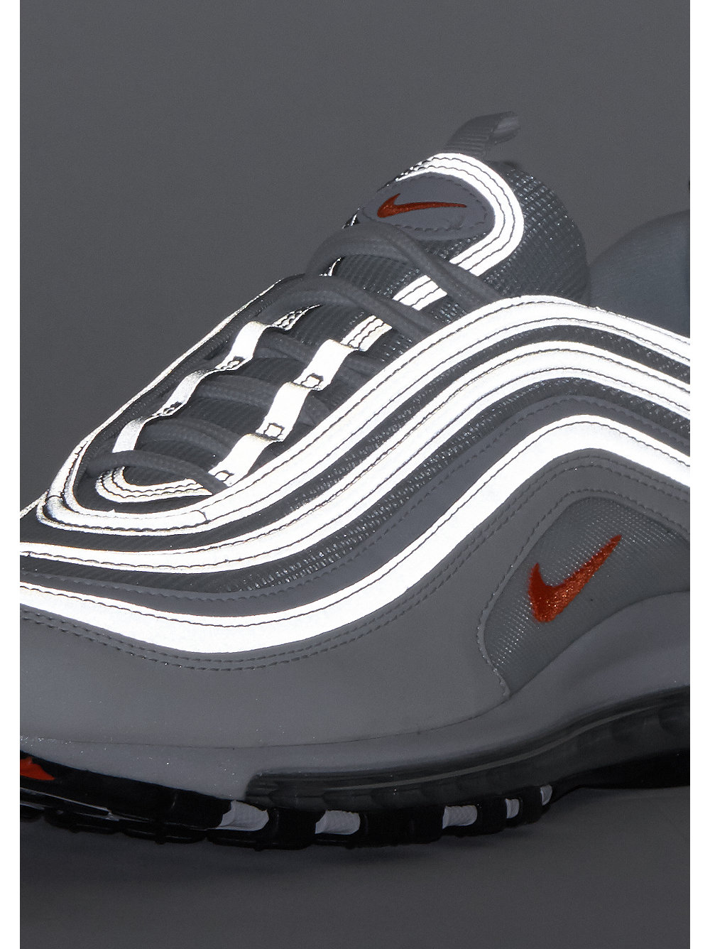 the latest 28227 16566 Compra NIKE Air Max 97 white cone metallic silver Running en SNIPES