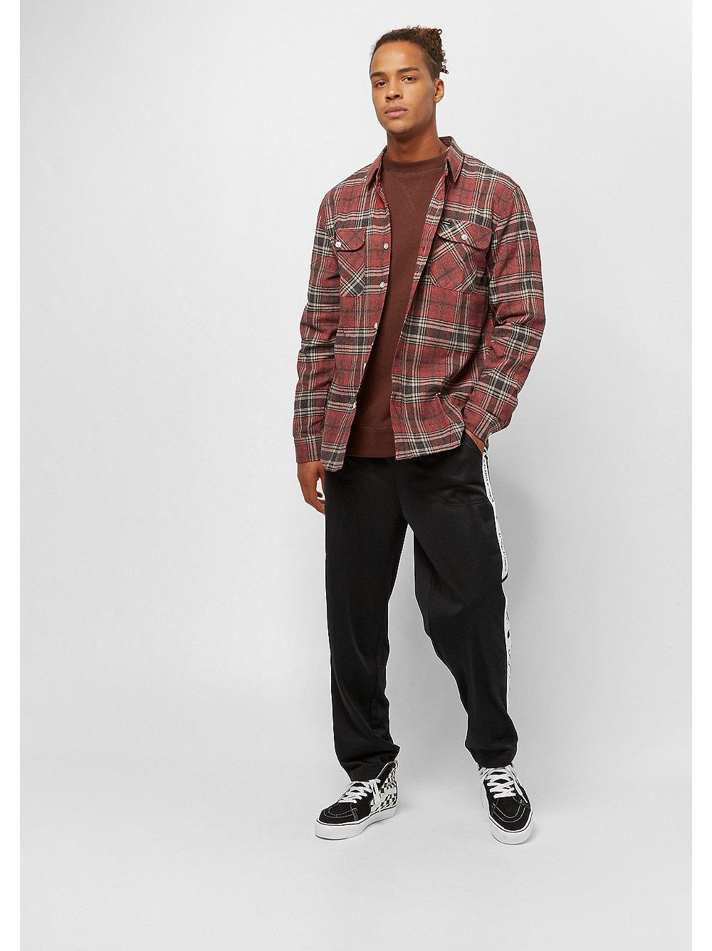 4dcc503c107ea Compra Brixton Bowery Flannel brick steel Camisas de manga larga en SNIPES