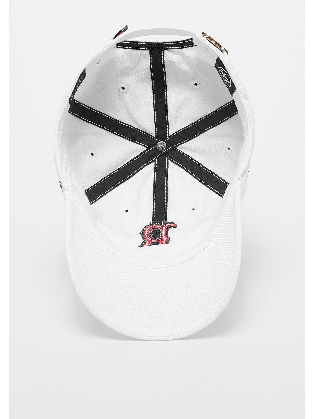Compra 47 Brand MLB Boston Red Sox  47 Clean Up white Gorras de Baseball en  SNIPES 5a826ce0da0