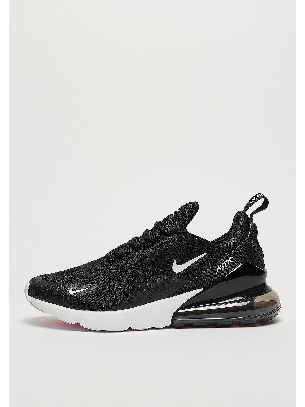 Air Max 270 black/anthracite/white/solar red