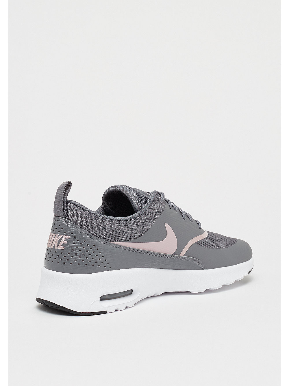 new product 0bd70 cf458 NIKE Wmns Air Max Thea gunsmoke particle rose-black