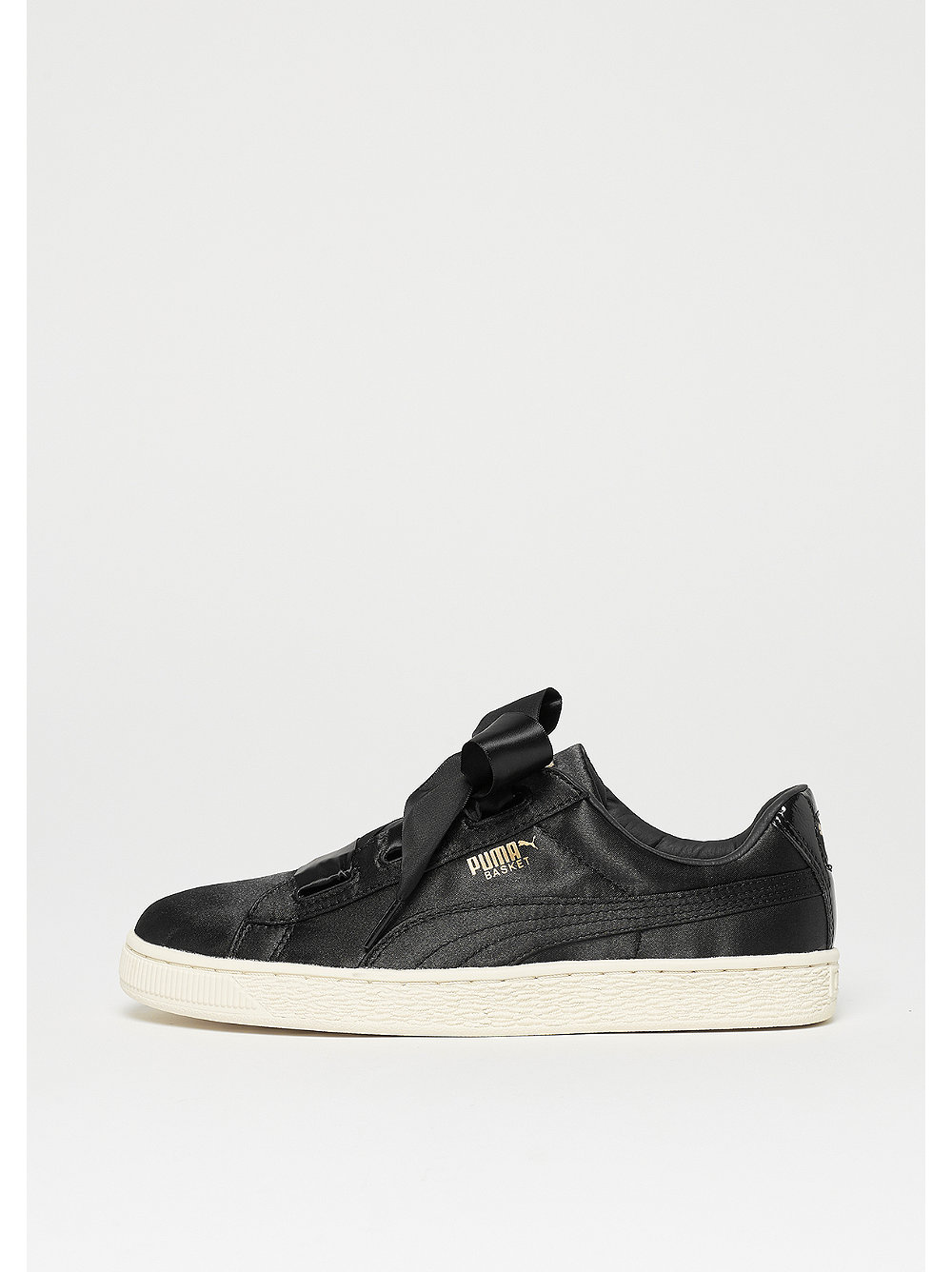 basket heart tween black sneaker von puma bei snipes. Black Bedroom Furniture Sets. Home Design Ideas