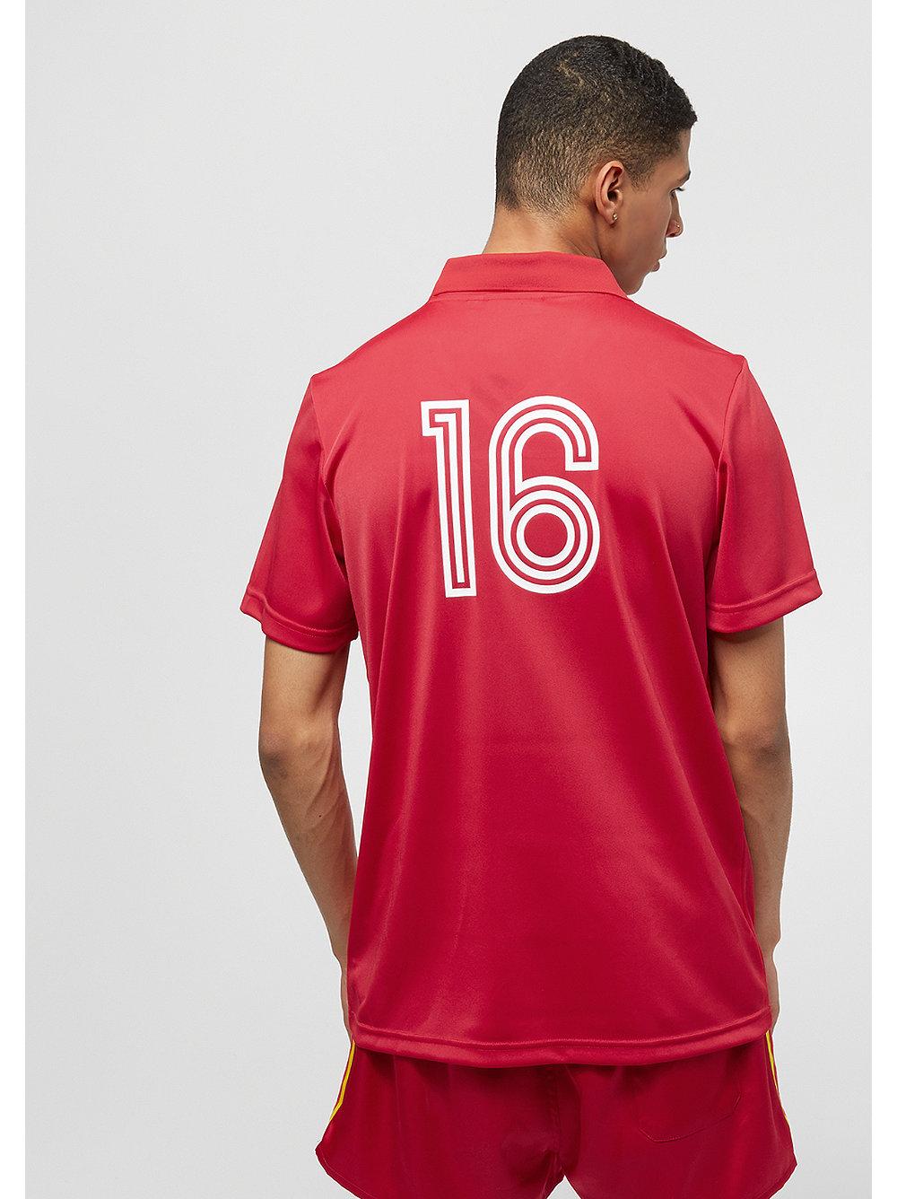 6b7599040 Camiseta Belgium Jersey victory red de adidas en SNIPES