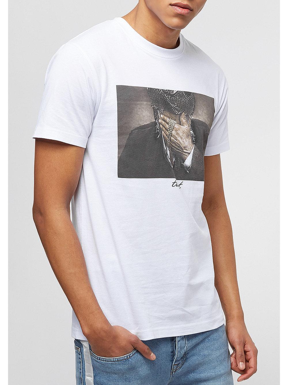 7968aa768b528 Camiseta Trust color blanco de Mister Tee en SNIPES