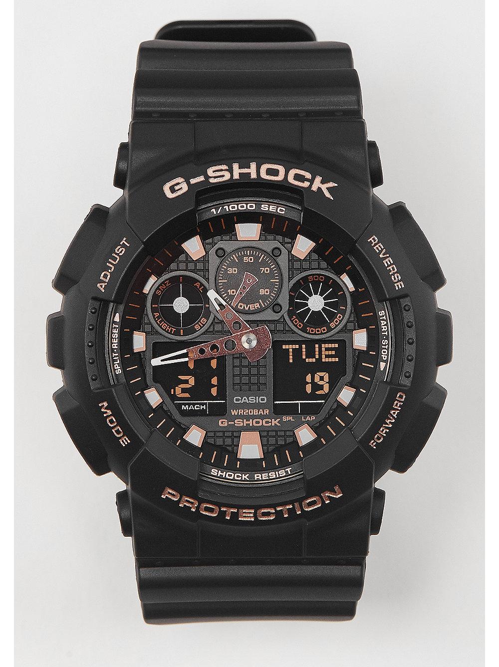 bb69029478fe Compra el reloj G-Shock GA-100GBX-1A4ER en SNIPES