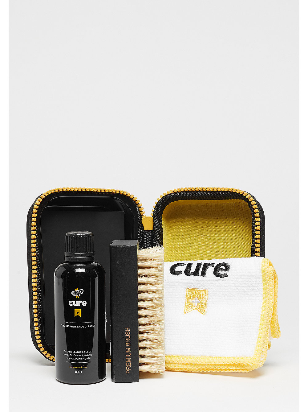Crep Protect Cure Travel Set Im Snipes Onlineshop Ultimate Shoe Cleaning Kit
