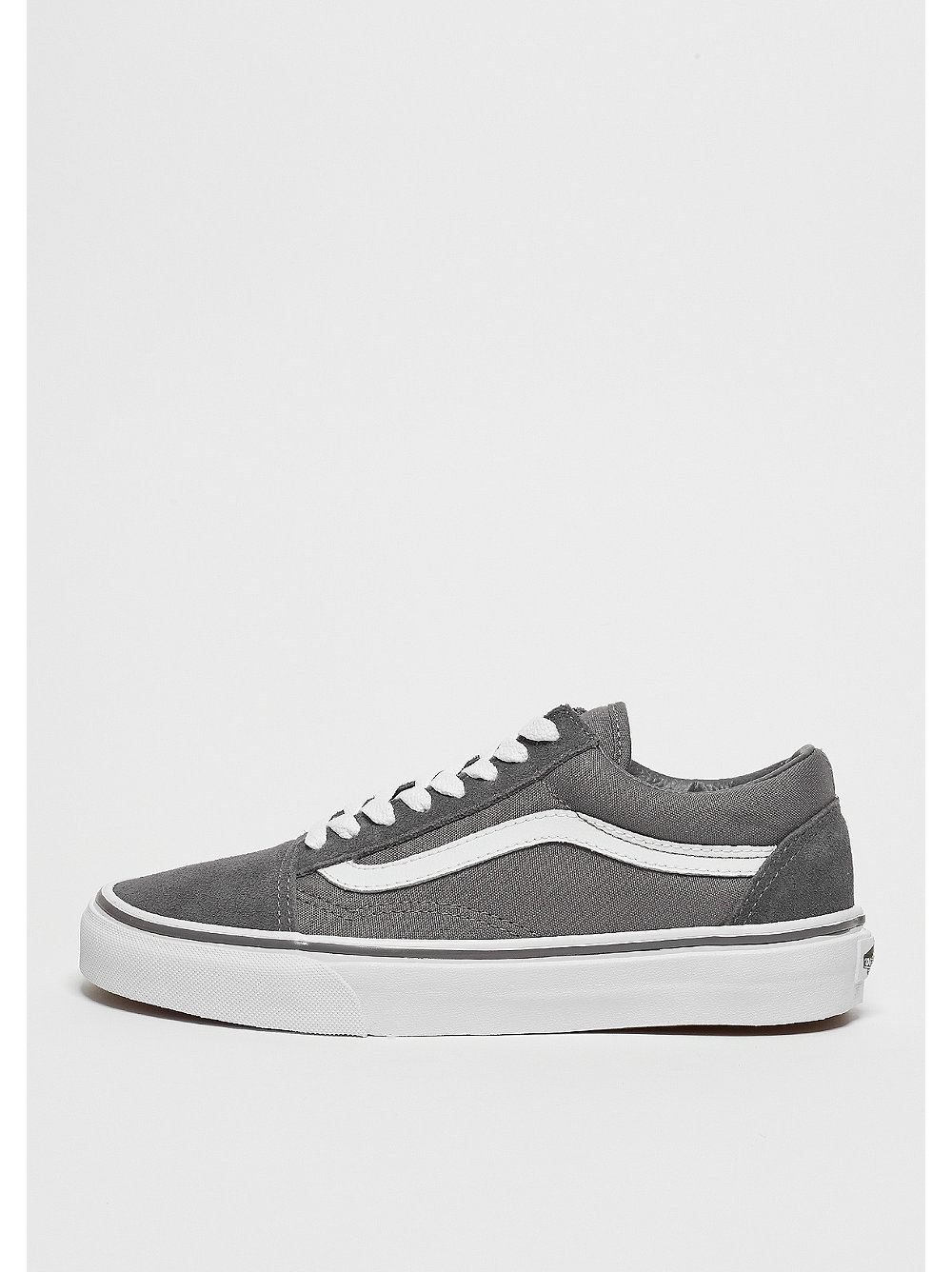 vans old skool wildleder grau
