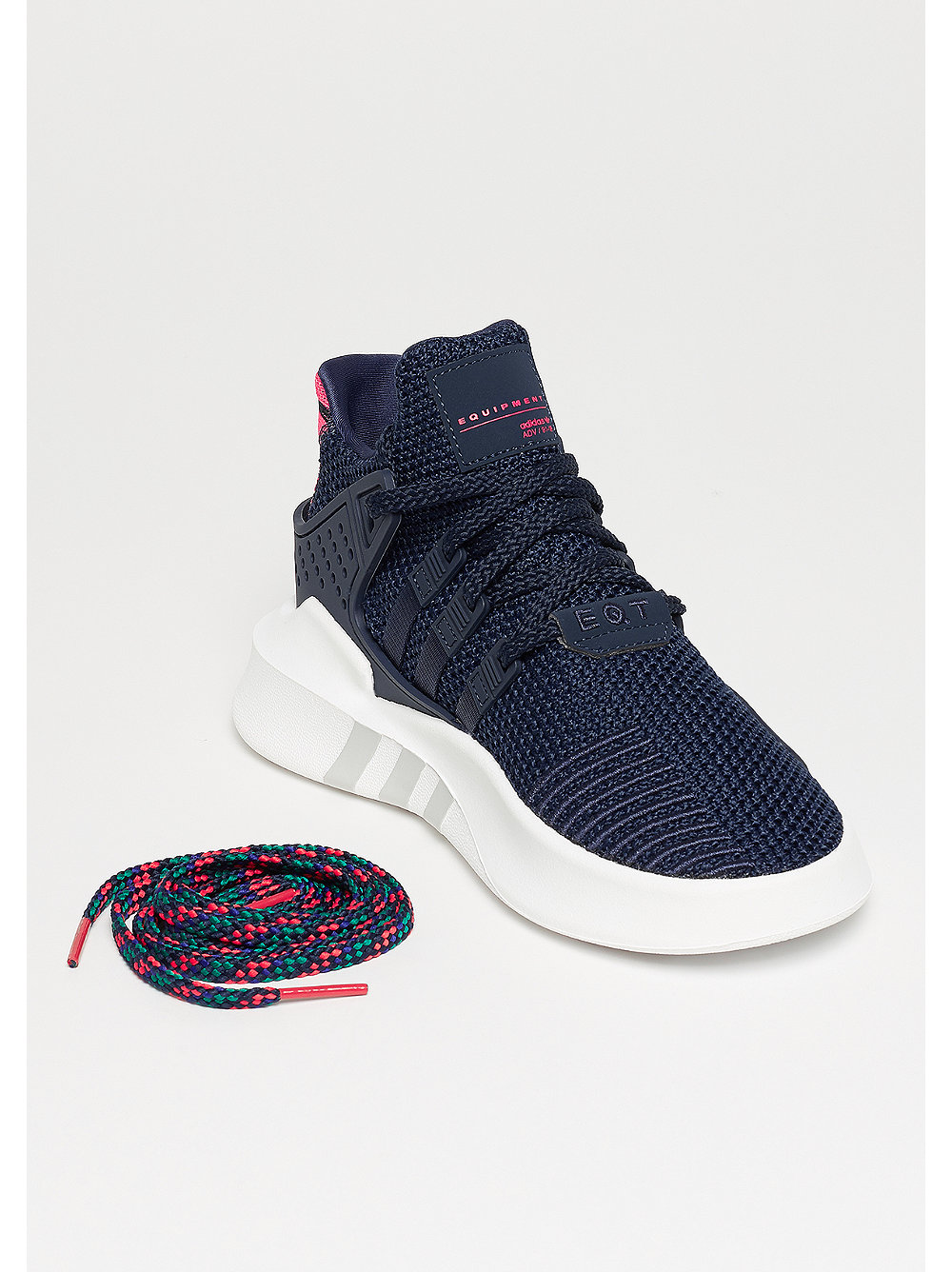 save off 7a7b8 cc710 ... online for sale adidas EQT Basketball ADV Navy Real Coral Official  Images adidas EQT Bask Kids collegiate navycollegiate navyreal coral ...