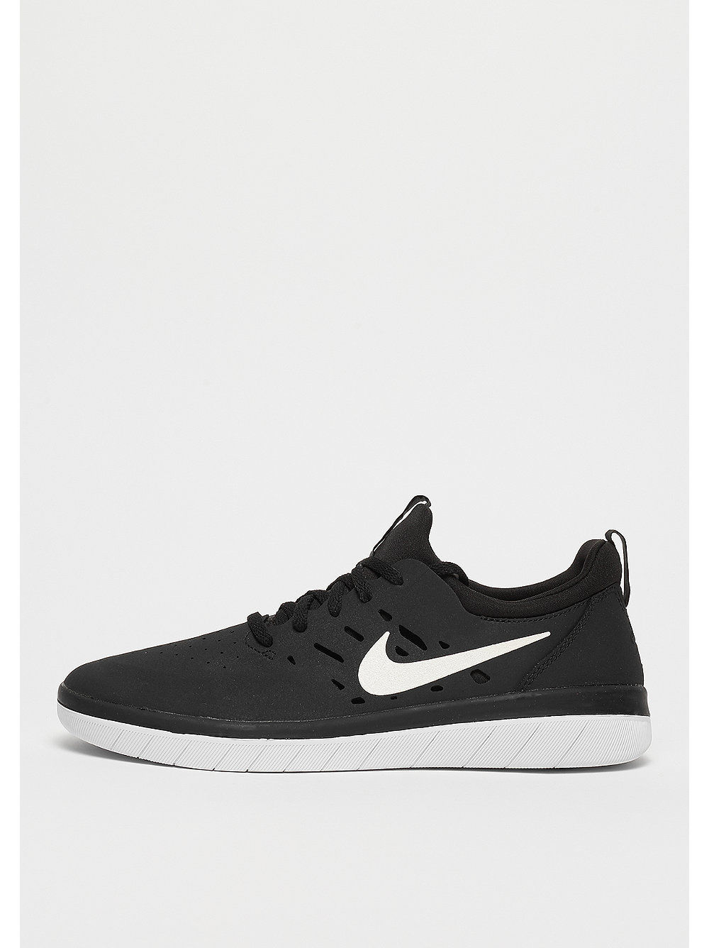NYJAH FREE - Sneaker low - black/light brown eICVR