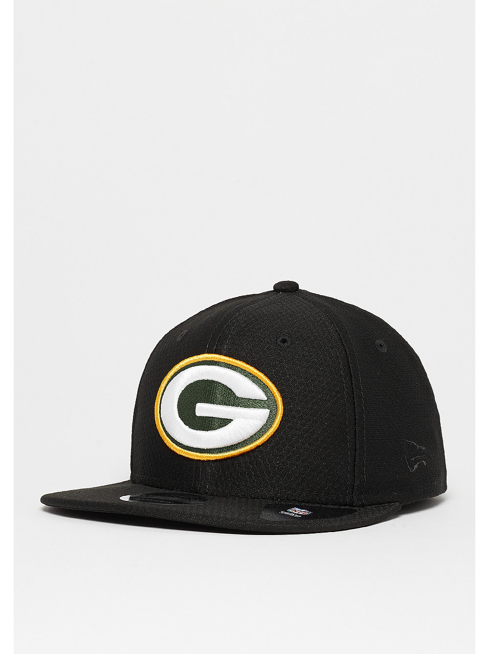 online retailer 1102e d0416 ... snapback hat be00c e25f0  coupon code for new era 9fifty nfl green bay  packers dryera tech black otc c5d75 03c84