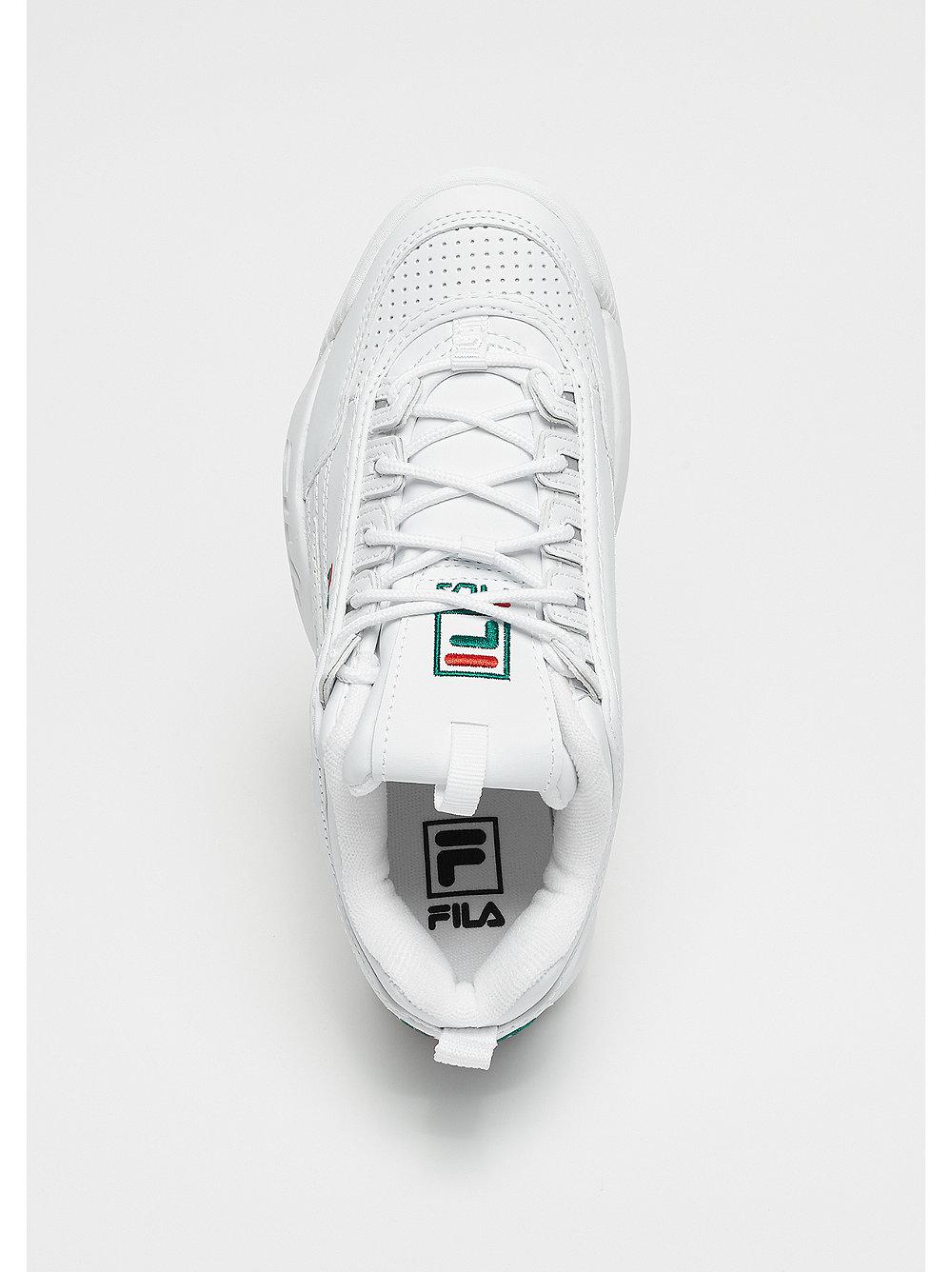 20ccd1a7757aa2 Snipes Disruptor Snipes Sneaker Fila Low X Su TWvqWx8nYH