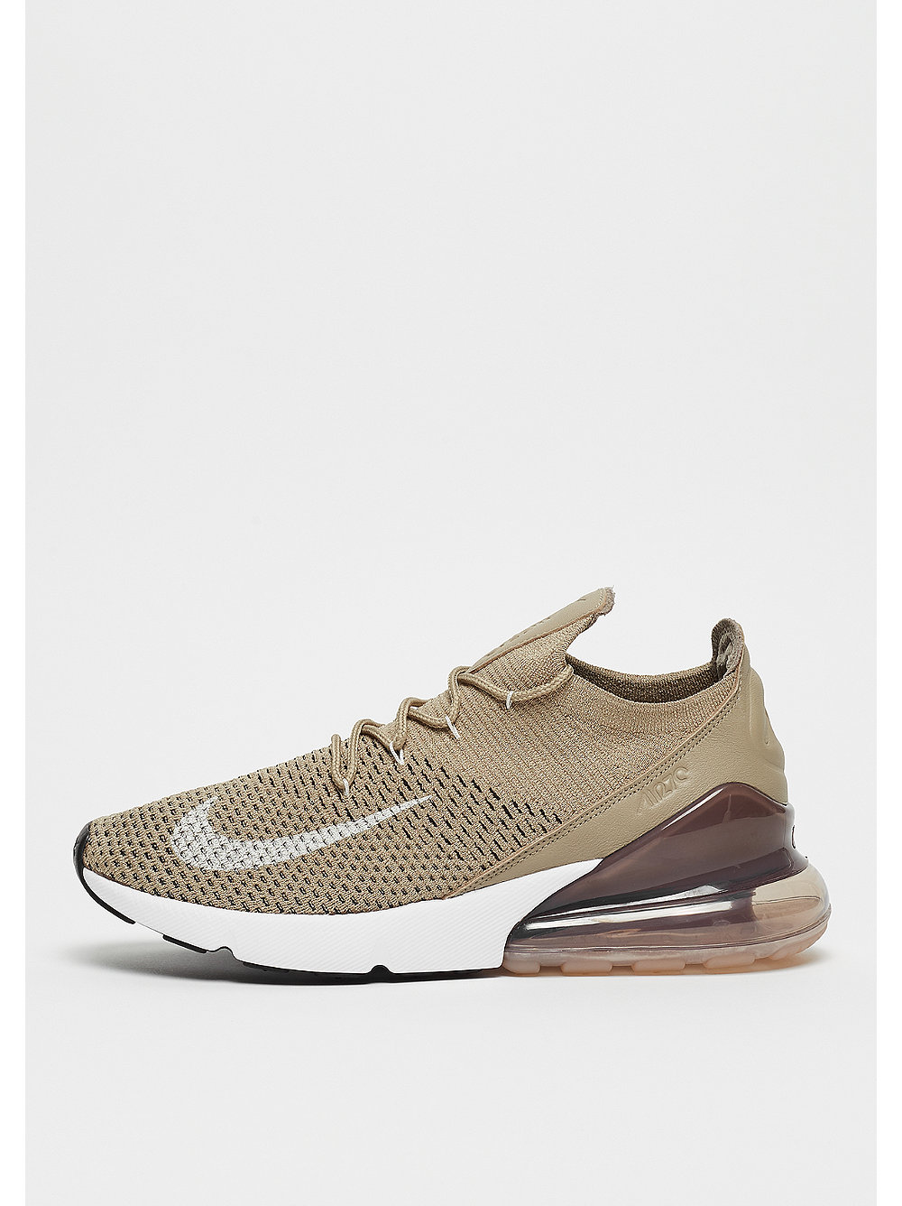 on sale 44c1c 1ca79 nike air max 270 flyknit marroni