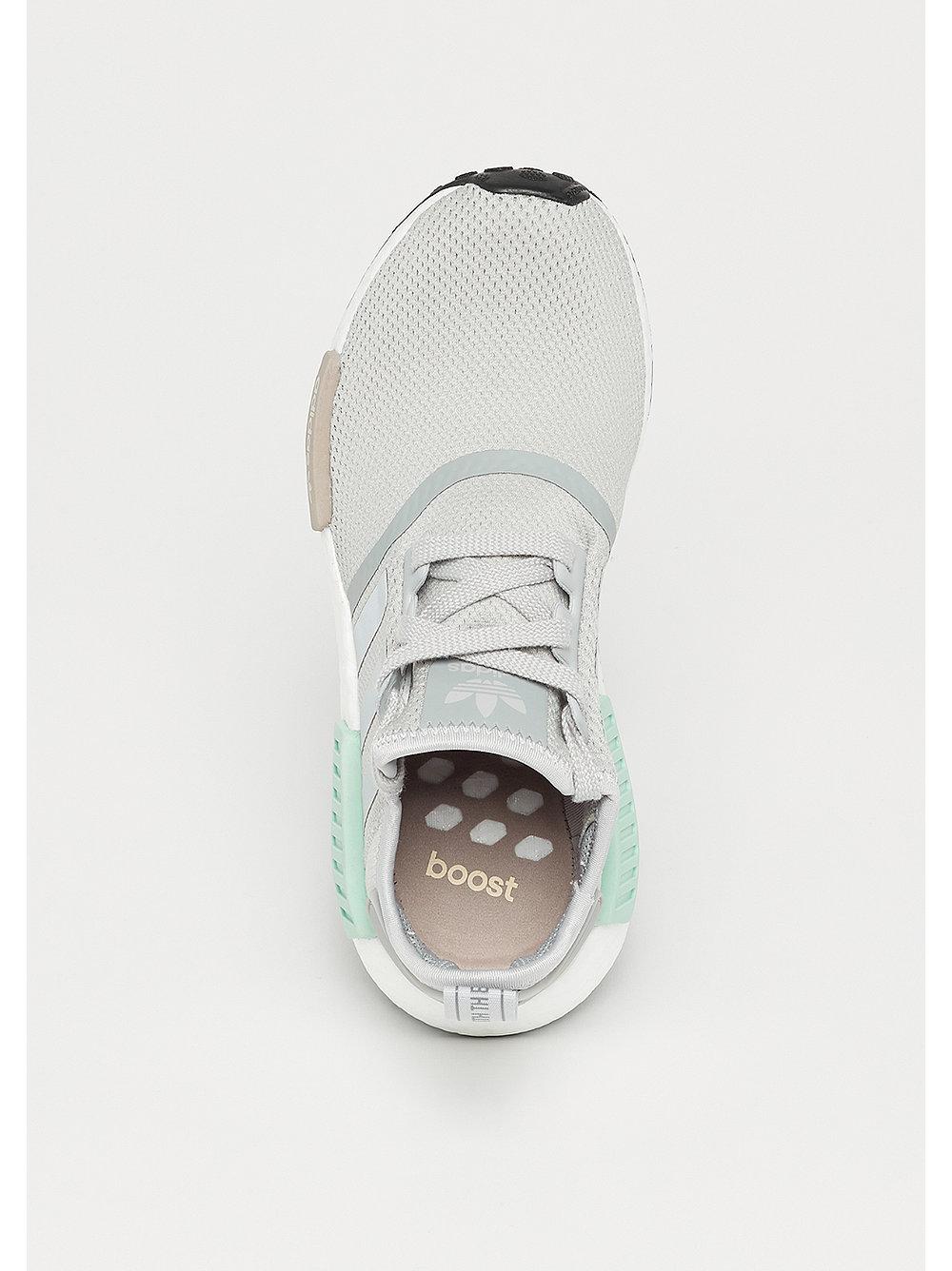 0561246c5555b adidas NMD R1 grey two grey two ash green Verschleißfestigkeit Neue Version  Verkauf Empfehlen