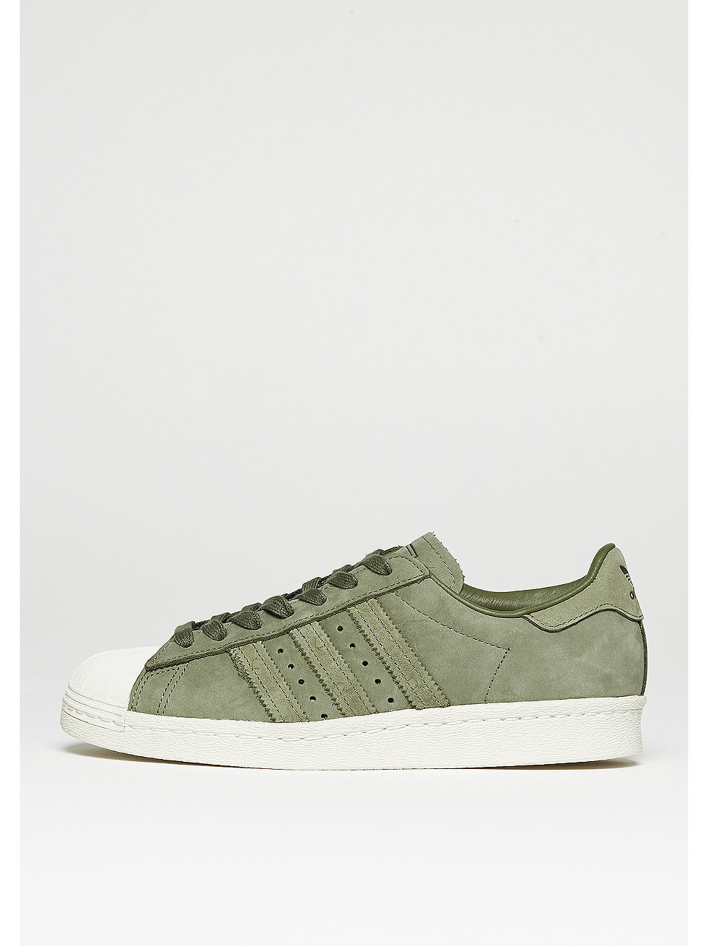 Adidas Superstars Khaki Grün