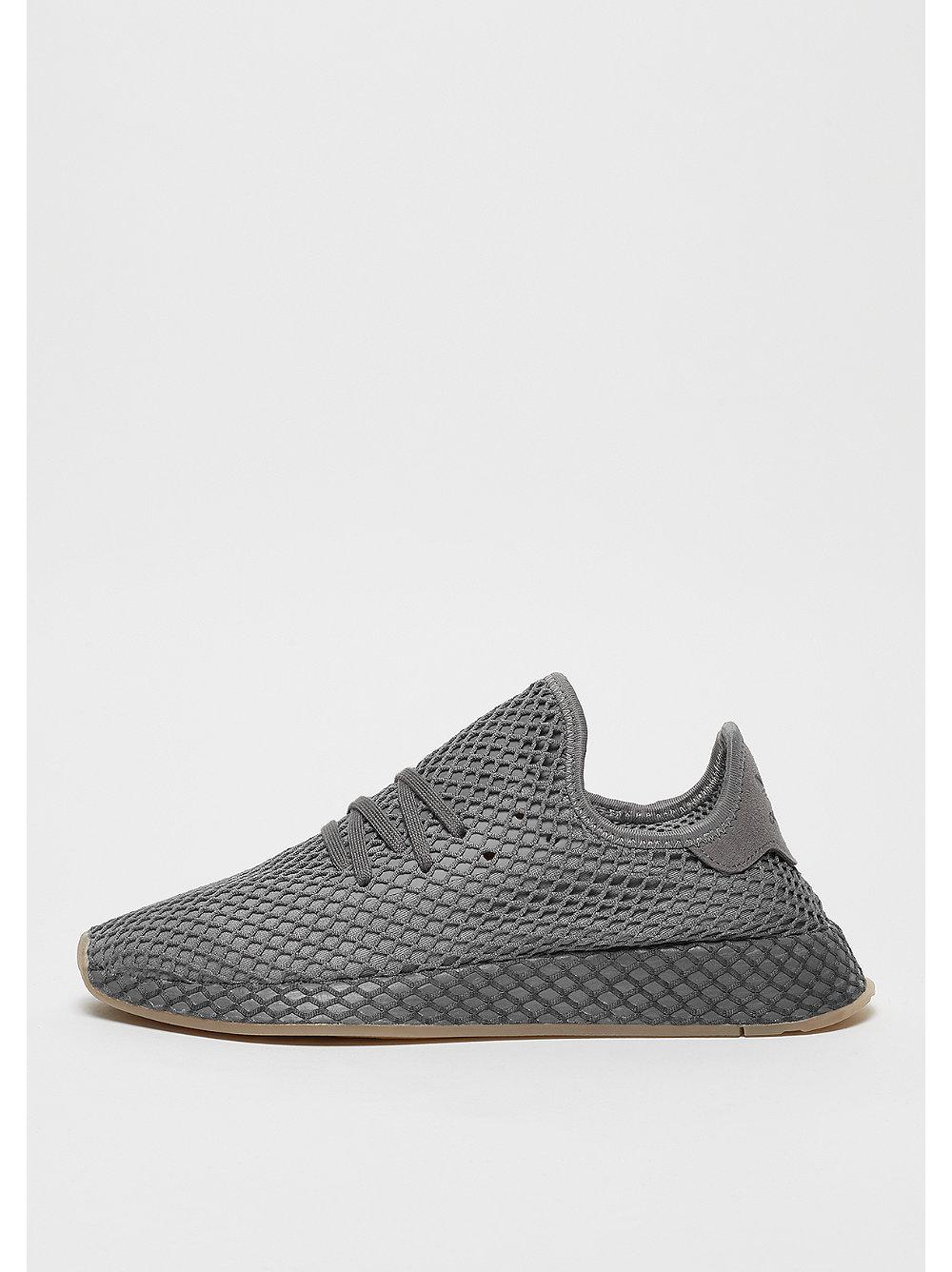 3810d34eecbf adidas Deerupt Runner grey three grey four ftwr white