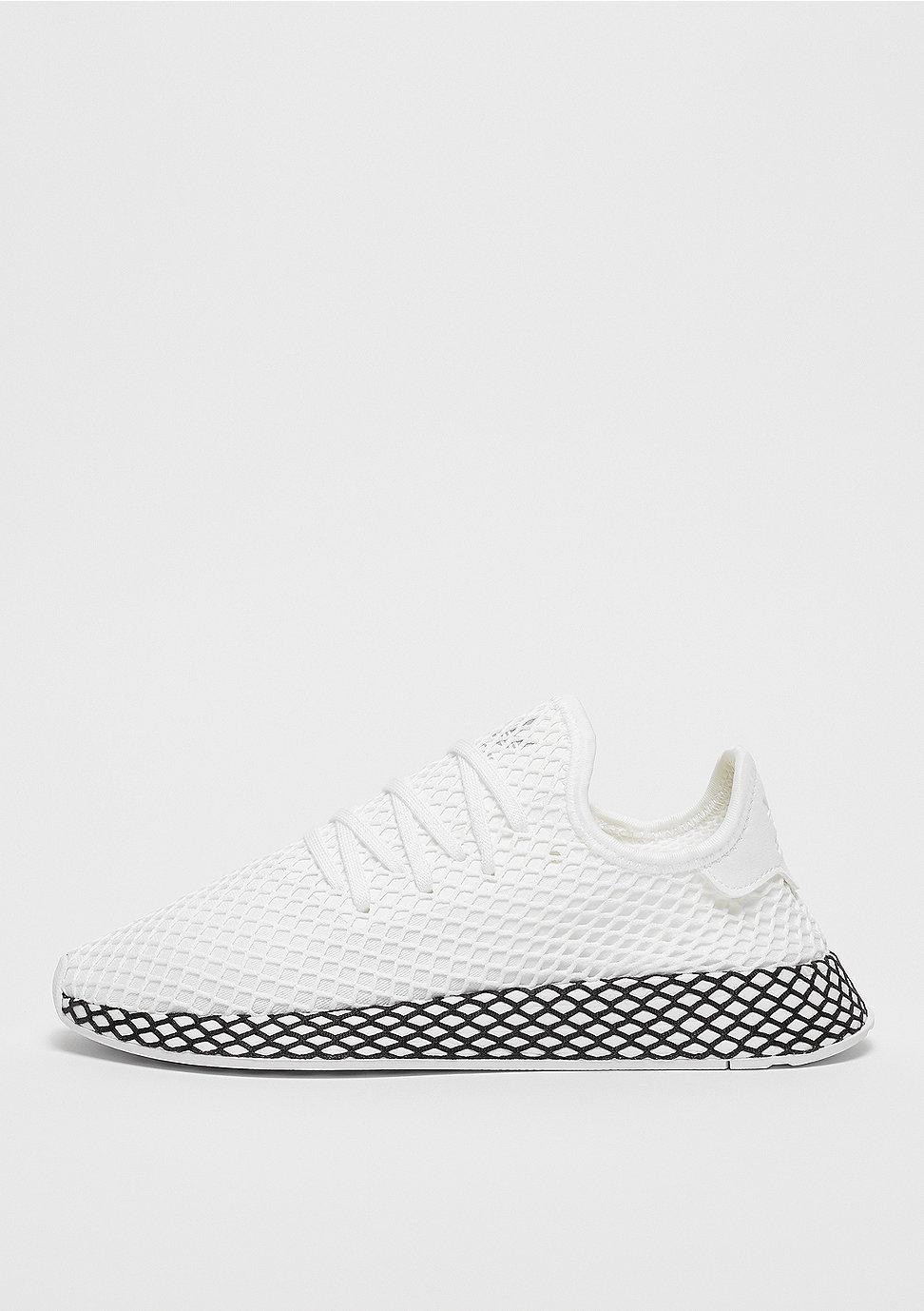 pretty nice 396d7 c4d0c La zapatilla DEERUPT RUNNER white de adidas ya está en SNIPE