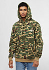 Wheeler Fleece olive camo