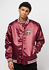 Tip Off Sateen Bomber Cleveland Cavaliers cardinal