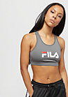 FILA Urban Line CROP TOP Other smoked pearl