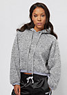 Classic Oversize Cropped light grey