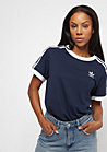 3 Stripes collegiate navy