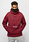 Challenger Pullover red element