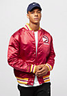 NBA Satin Atlanta Hawks red
