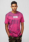 Box Logo Batik pink/black