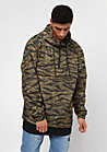 Tiger Camo Pull Over woodcamo