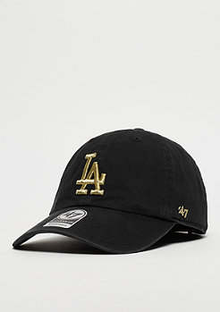 47 BRAND MLB Los Angeles Dodgers Metallic black