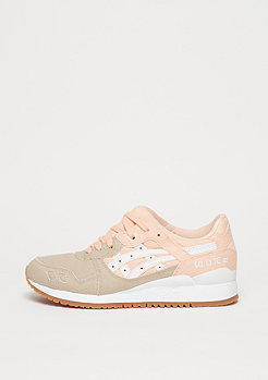 Asics Tiger Schuh Gel-Lyte III bleached apricot/white