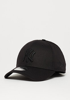 New Era Baseball-Cap 39Thirty League Basic MLB New York Yankees black/black